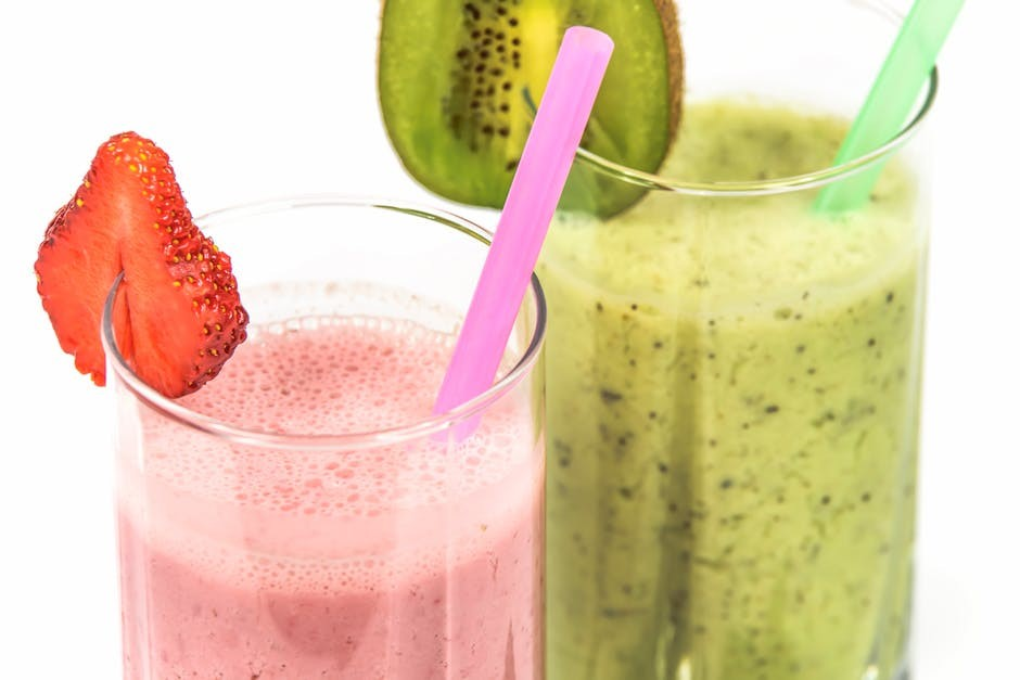 Fruit Smoothies Your Kids Will Love